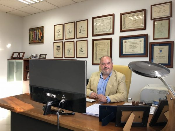 Entrevista a Pedro Huesa Jiménez, Gerente de J. Huesa Water Technology