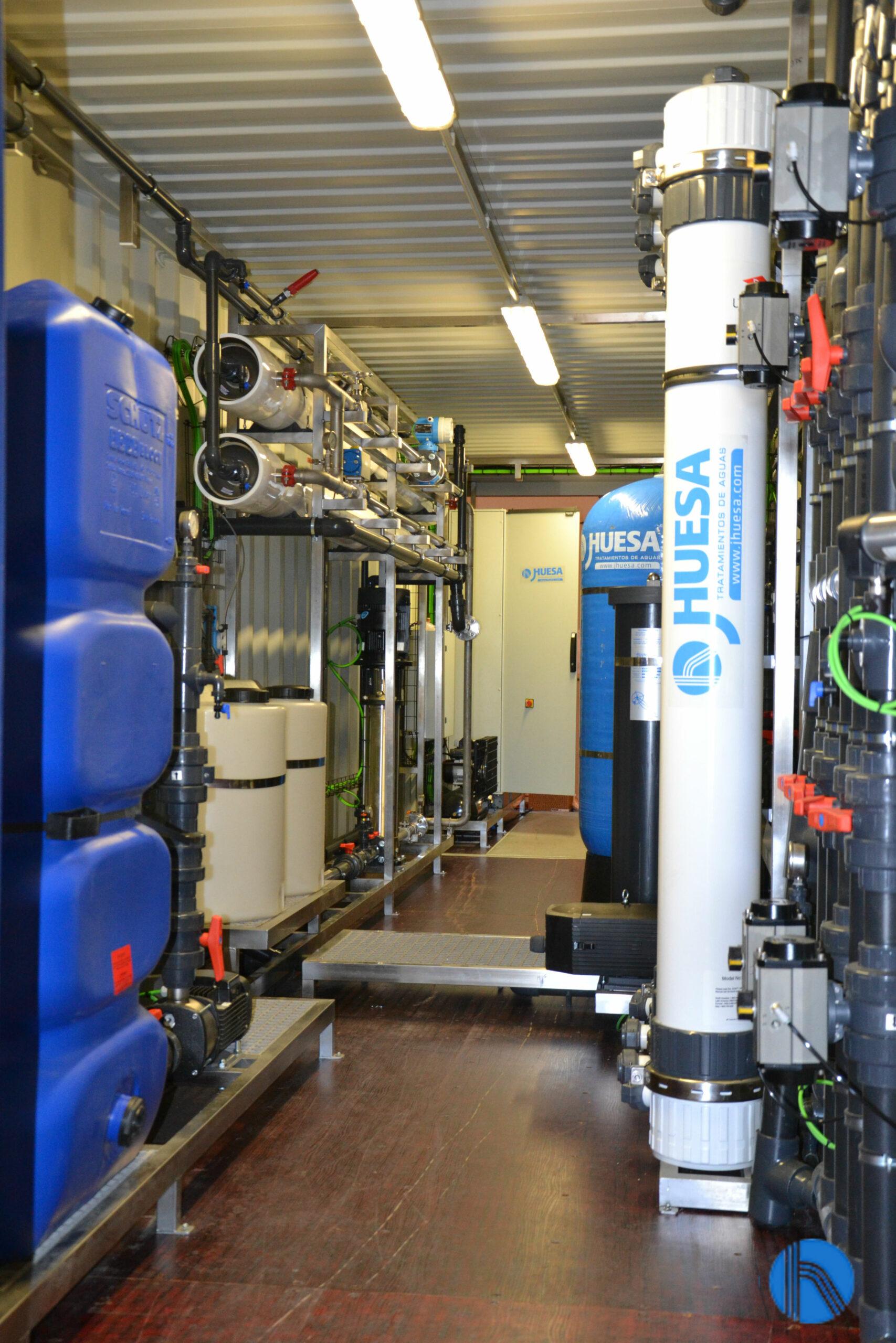 ¡Caso de Éxito! Tratamiento para acondicionar el agua de vertido en la Industria Petroquímica