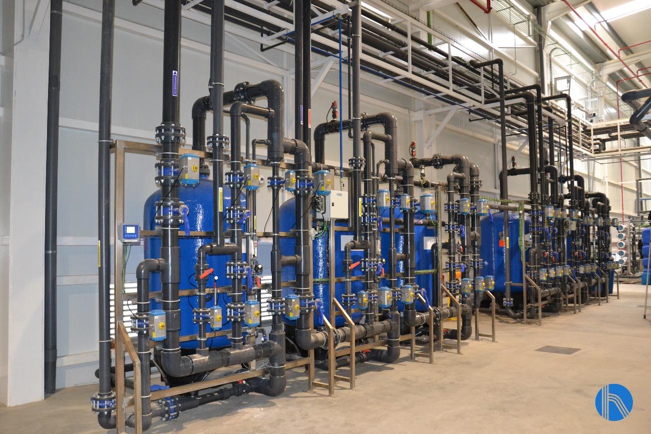 tratamiento de agua para sector aeronáutico