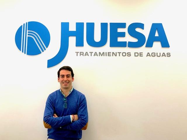 Conoce a Pedro Huesa, buscando soluciones de tratamientos de agua