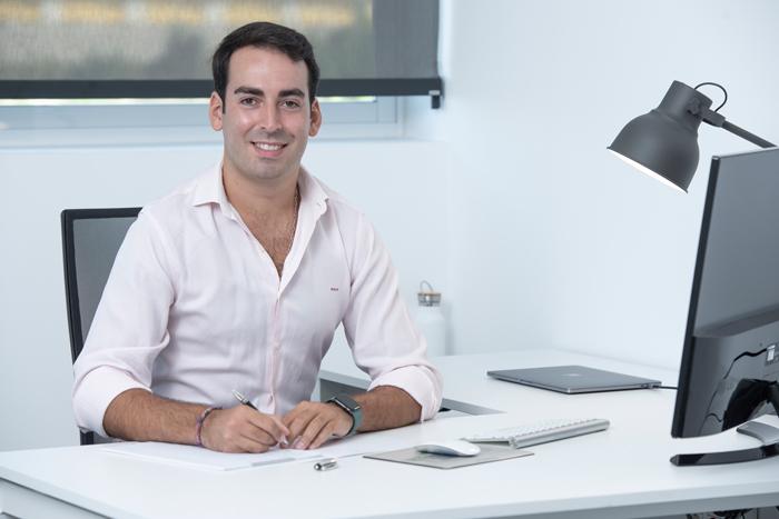 Pedro Huesa Cobo, director de Desarrollo de Negocio