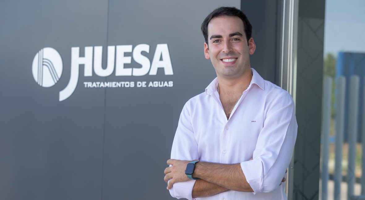 Entrevista a Pedro Huesa Cobo, director de desarrollo de negocio