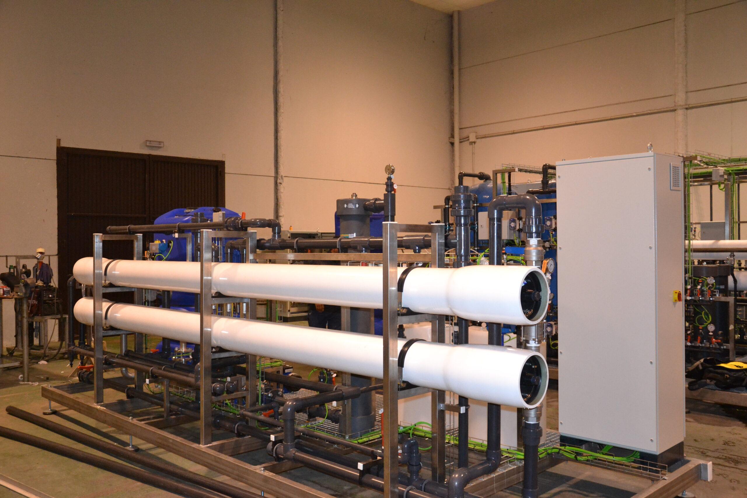 Adecuación del Agua en la Industria Metalúrgica