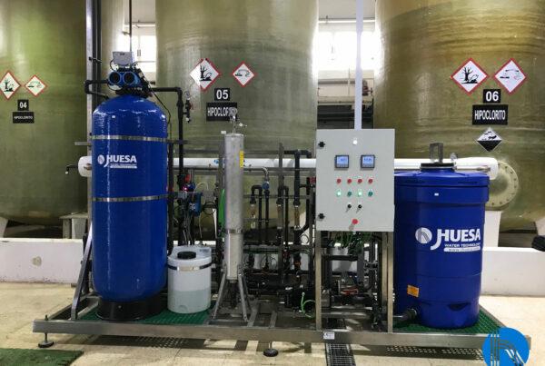 agua productos de limpieza