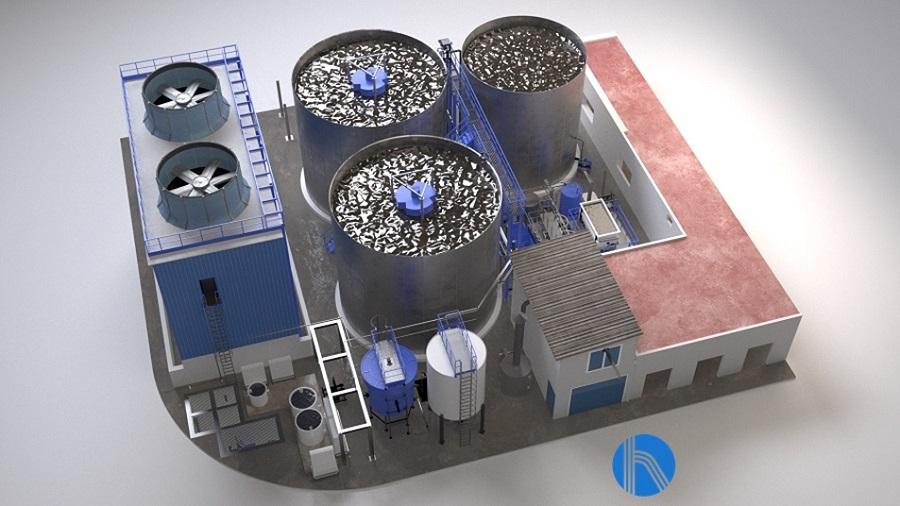 Solución global a las aguas residuales de una central de biodiesel