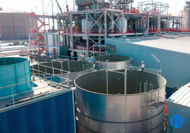 estación depuradora de aguas residuales 5