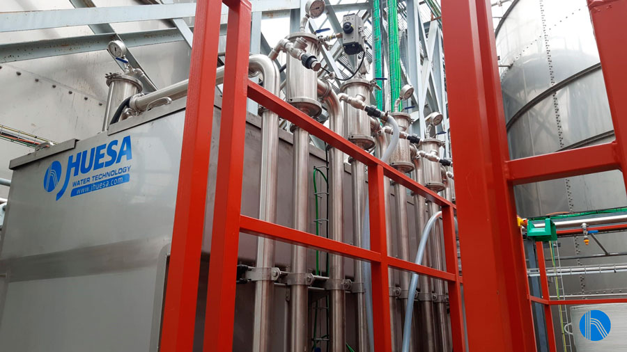 estación depuradora de aguas residuales 3